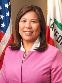 State Controller, Betty Yee